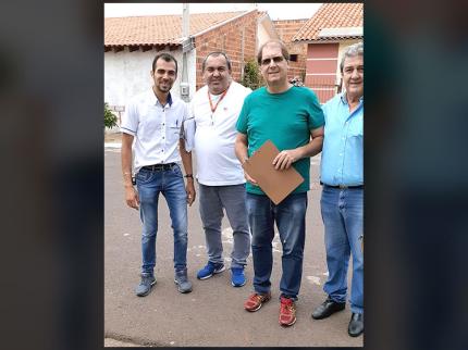 Vereador cobra fiscalizações em Conjunto Habitacional de Nhandeara