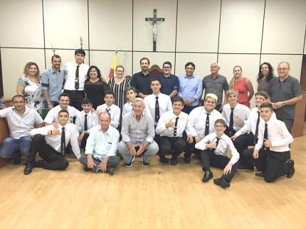 Vereadores de Nhandeara fazem homenagem pelo centenário da Ordem Demolay