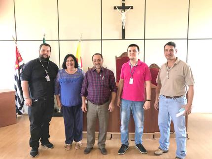 IBGE realiza reunião sobre Censo 2020 em Nhandeara