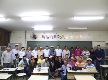 Curso para Aquaviários destaca município na região