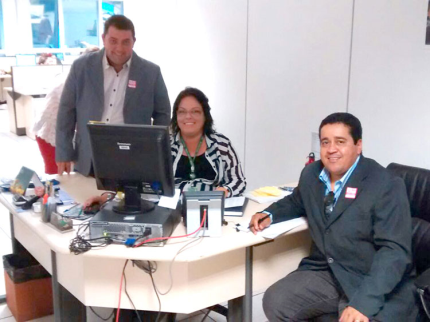 Diretor de Saúde de Nova Luzitânia vai a Brasília verificar verba do PSF