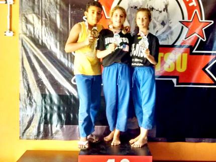 Jiu-jitsu é destaque em campeonatos