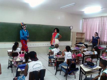 Retorno às aulas em Nova Luzitânia