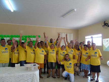 Grupo Vida comemora 4 anos