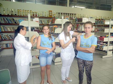 Municípios da região atingem meta de vacinação contra HPV