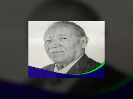 Faleceu ex-prefeito José Tiago Rodrigues de Nova Luzitânia