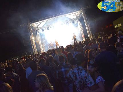 31ª Festa do Peão e Desfile Cívico encerram as festividades do mês dos 54 anos de Nova Luzitânia