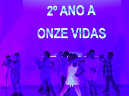 Escolas de Nova Luzitânia fazem homenagem aos pais