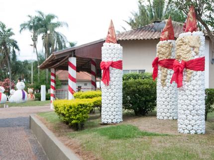Natal Iluminado invade as ruas do município