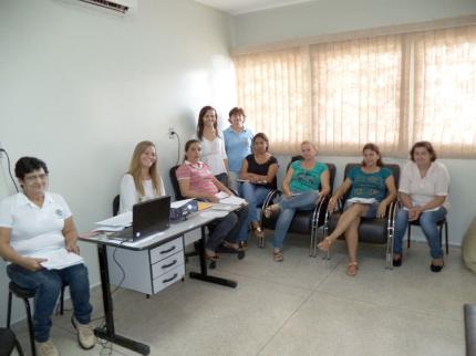 Agentes Comunitários de Saúde participam de treinamento