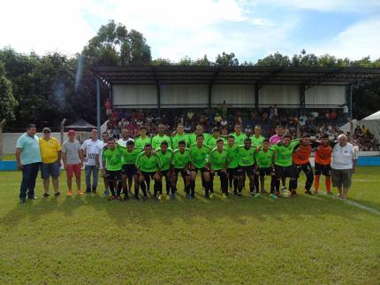 1ª Copa Batistinha de Futebol Amador teve início em Nova Luzitânia