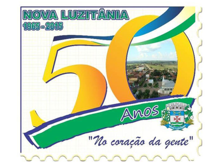 Nova Luzitânia tem Logo Oficial para os 50 anos