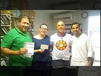 Amigos do Hospital realizam quermesse em prol Hospital de Nhandeara em Nova Luzitânia