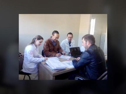 Nova médica toma posse em Nova Luzitânia