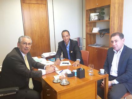 Silvio Torres investirá em Hospital de Nhandeara, responsável por seis municípios