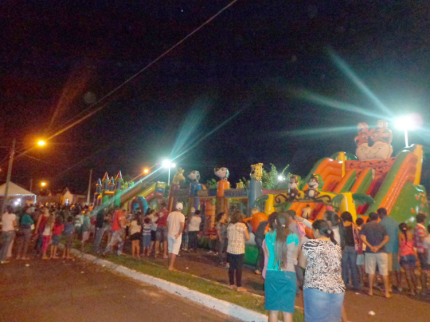 Nova Luzitânia fez grande comemoração aos Trabalhadores