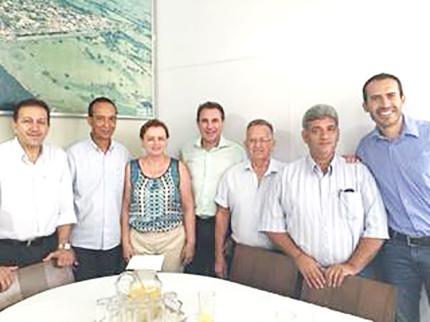 Reunião define novo presidente da FRIM