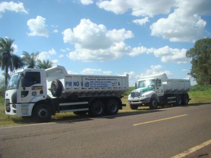 3 novos veículos chegam em Nova Luzitânia