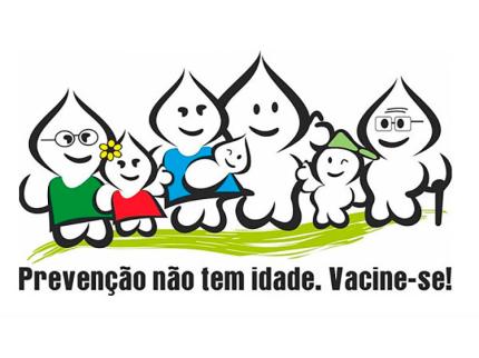 Vacinação contra a gripe vai até 22 de maio