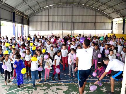 Município abre as festividades dos 53 anos do município com uma grande programação local