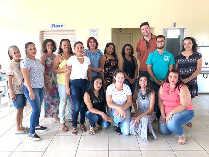 Nova Luzitânia encerra capacitação da Escola da Beleza