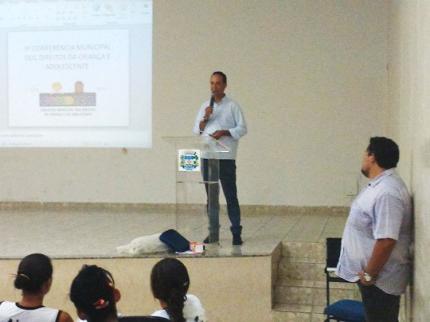 Município realiza 3ª Conferência Municipal dos Direitos da Criança e Adolescente