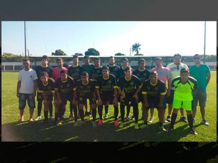 Nova Luzitânia participa de Campeonado Sub 17 em Floreal