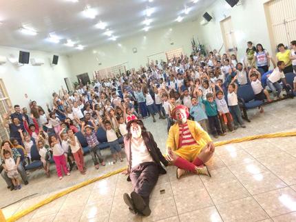 Nova Luzitânia tem Cultura, Lazer, Educação e Esporte