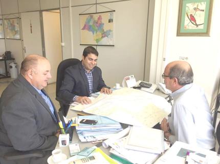 Administração vai em busca de estadualização da Vicinal SPV01