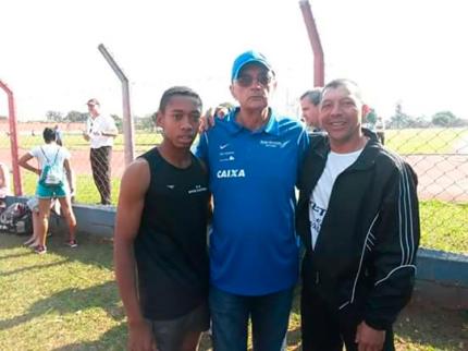 Alunos da EE de Nova Luzitânia são destaque no atletismo