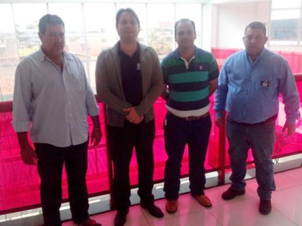 Nova Luzitânia leva doações a Barretos