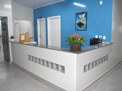 Administração faz entrega de Reforma e Adequação de Centro de Saúde em Nova Luzitânia