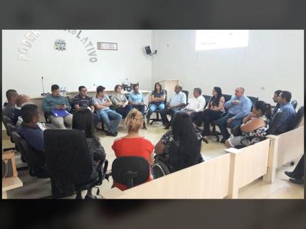 Conselho discute ações e precauções para combater o tráfico de drogas