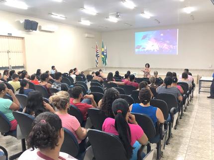 I Semana Municipal de Prevenção de Gravidez na Adolescência
