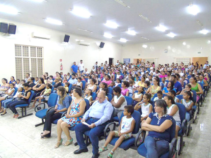 Administração de Nova Luzitânia anuncia novidades em volta às aulas
