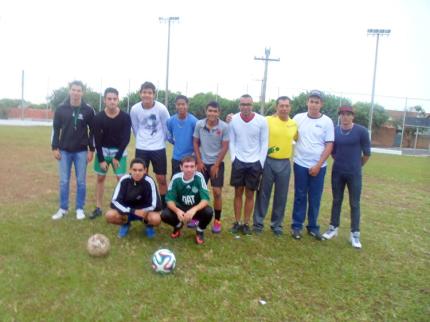 EE de Nova Luzitânia realiza projeto Copa na Escola 2014