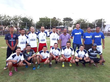 Divisão de Esportes realiza Campeonato Municipal de Férias 2018