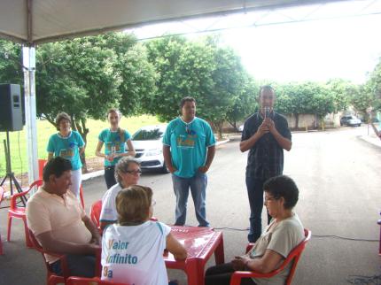 Grupo Vida de Nova Luzitânia comemora 2 anos