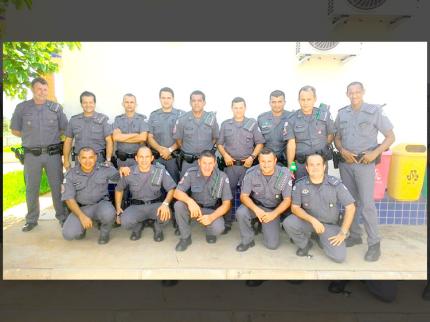 Polícia Militar solidária