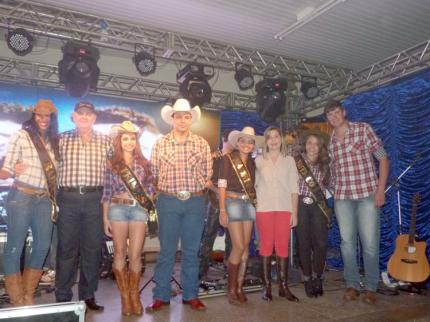 Festa de lançamento do Rodeio de Nova Luzitânia