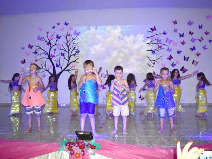 Semana das Mães em Nova Luzitânia