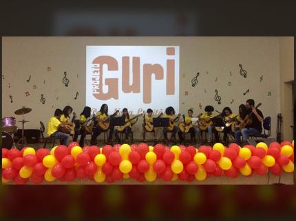 Projeto Guri comemora 10 anos em Nova Luzitânia