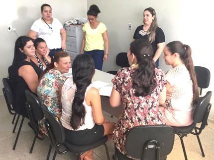 Grupo de Gestantes realiza reunião de novembro