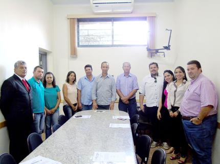 Conselheiros Tutelares de Nova Luzitânia tomam posse