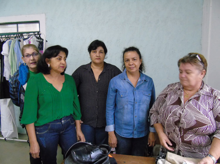 Fundo Social de Nova Luzitânia realiza Bazar Beneficente