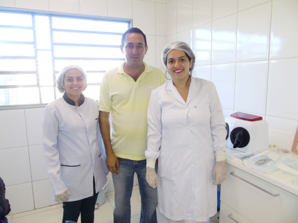 Dentista tem horários flexíveis em Nova Luzitânia