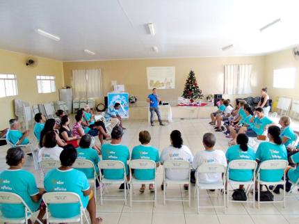 Grupo Vida participa de palestra sobre prevenção
