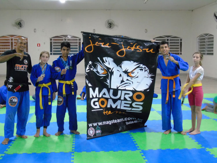 Jiu-Jitsu de Nova Luzitânia é destaque em campeonato no Mato Grosso