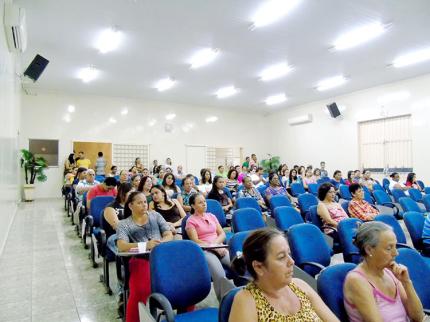 Equipe do Programa Amor Exigente esteve em Nova Luzitânia