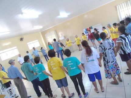 Grupo Vida participa de reunião do mês de julho